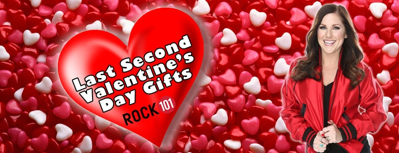 5 Last Second Valentine's Day Gifts