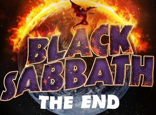 Black Sabbath's final shows ever this Weekend.