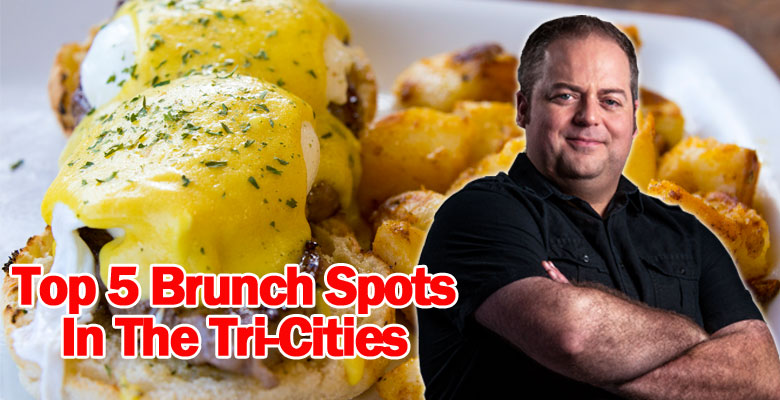 Top 5 Brunch Spots In The Tri Cities