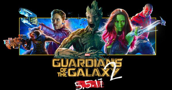 'Guardians of the Galaxy Vol. 2′ Cast Mixtape Featuring David Bowie, ZZ Top and Paul Simon
