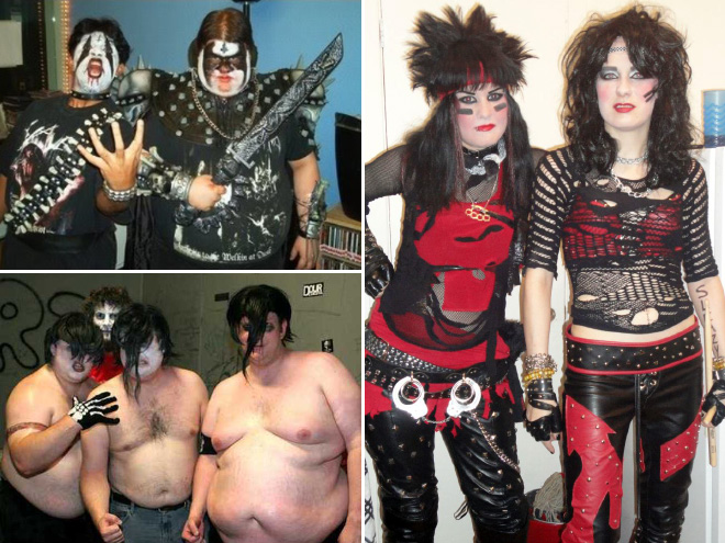 The worst metal band photos you will see...ever