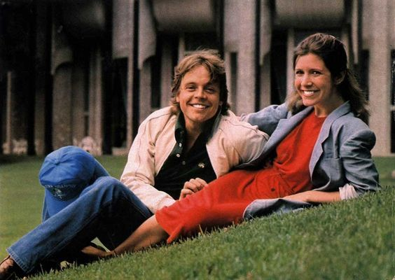 'Part of me did fall in love' with Carrie Fisher: Mark Hamill