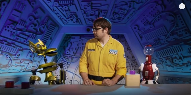 MYSTERY SCIENCE THEATER 3000 is back on Netflix!