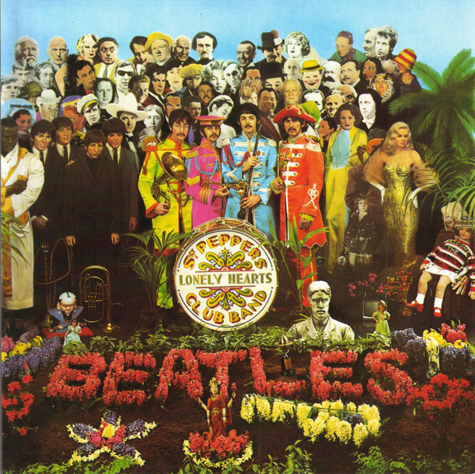 50th anniversary edition of Sgt.Peppers