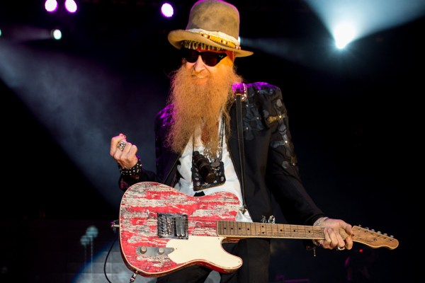 Inside the mind of ZZ Top's Billy Gibbons