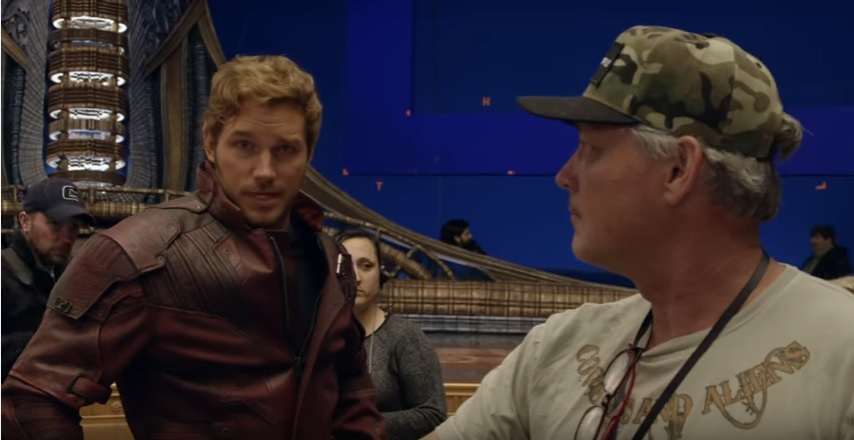 Guardians of the Galaxy will meet up with the Avengers!