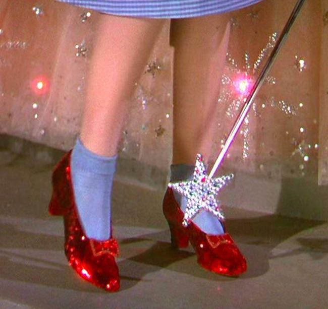 The Wizard of Oz. A few weird facts you may not know