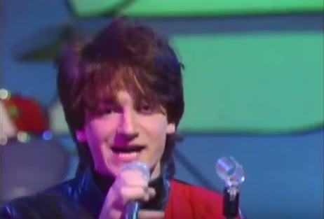 It was 1980 and the first TV appearance for U2...........