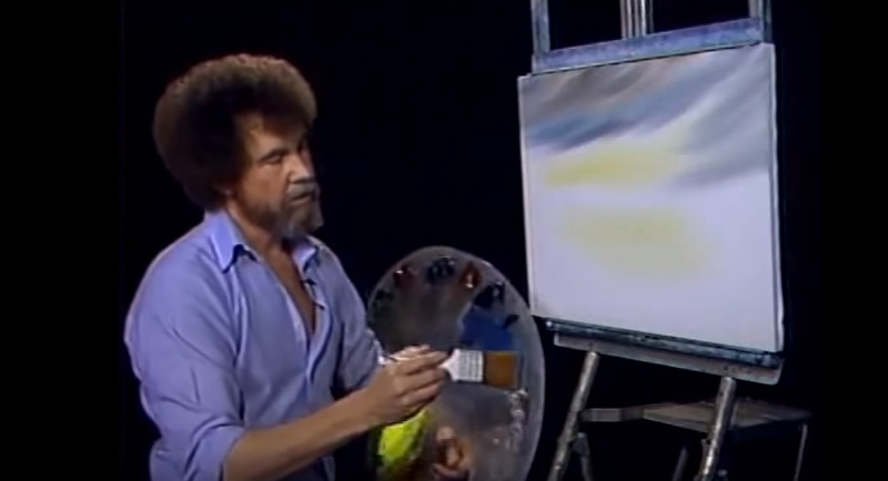 Have You Ever Wondered Who Bob Ross Was?