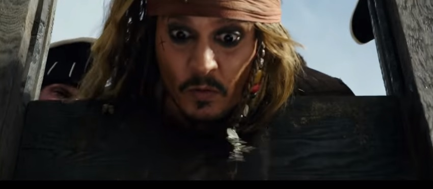 Pirates of the Caribbean - Dead Men Tell No Tales -  Opens today!