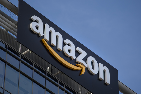 Amazon's market value nearing half a TRILLION dollars
