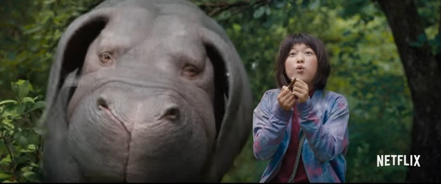 Okja....Another Netflix original... June 28th.... And Glen's Alive!