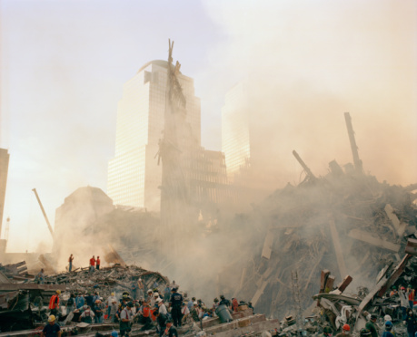 Documentary about children left behind after 9/11 attacks in production