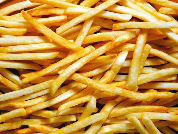 Eating fried potatoes linked to higher risk of death