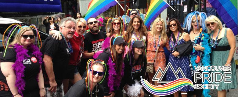 Vancouver Pride Festival 2017