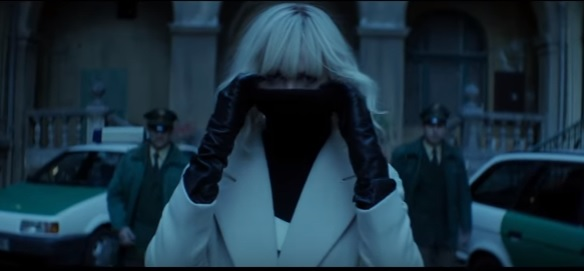 Atomic Blonde....Charlize Theron...... Jane Wick?