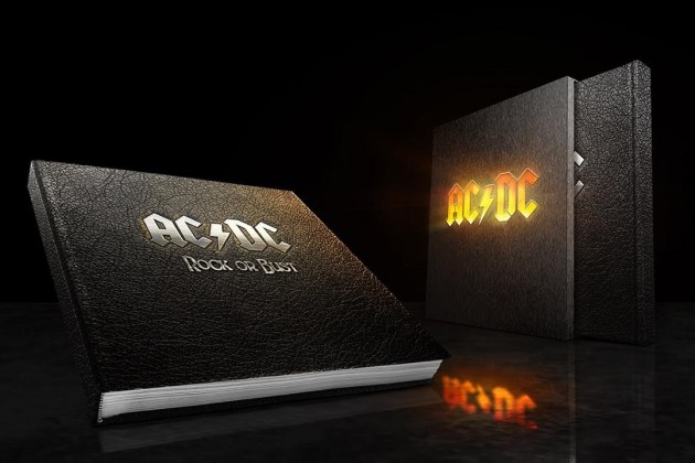 AC/DC: 'Rock Or Bust: The Official Photographic Tour Book