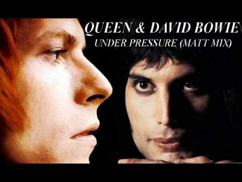 Bowie and Queen recorded a series of unreleased songs together
