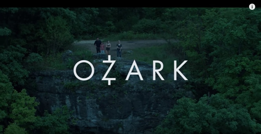 Here's my new guilty pleasure.... Ozark... on Netflix....