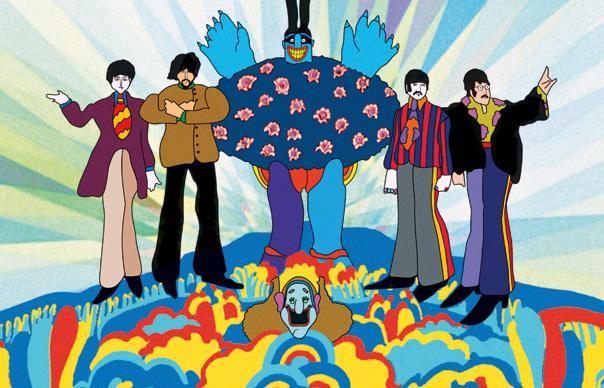 Beatles mark Yellow Submarine' 50th Anniversary With Comic Book