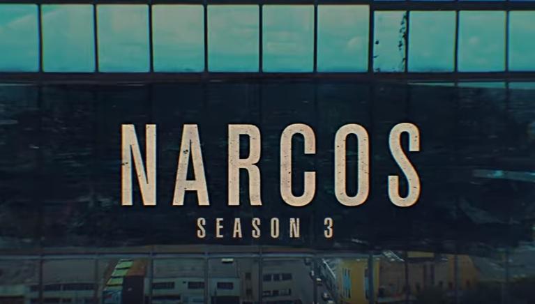 Narcos Season 3!