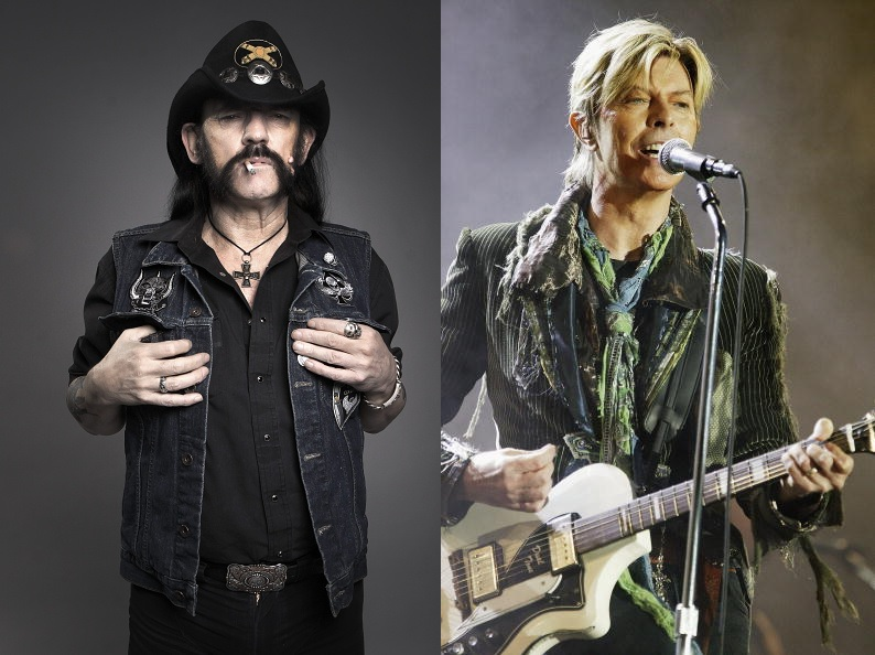 "Motörhead Covers David Bowie's ""Heroes"""