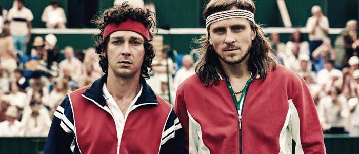 Tennis drama 'Borg/McEnroe' to open Toronto Film Fest