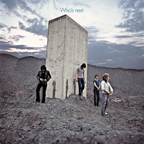 """The story behind The Who's """"Who's Next"""" album artwork"""