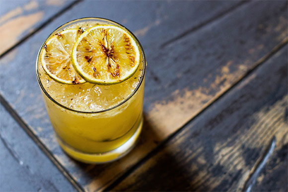 The 8 Best Grilled Cocktails