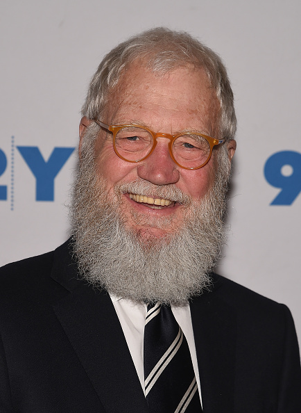 Letterman returns to TV