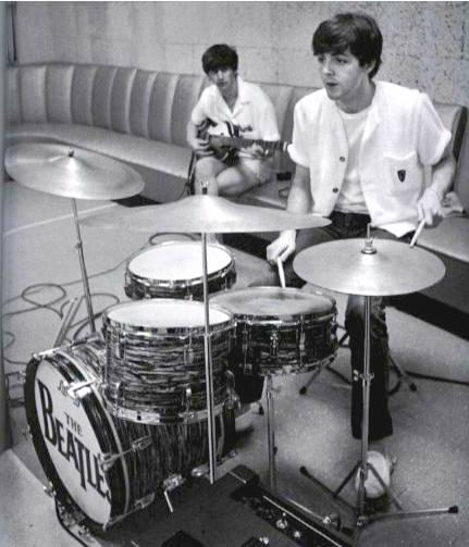 Paul McCartney Plays Drums on Upcoming Foo Fighters LP