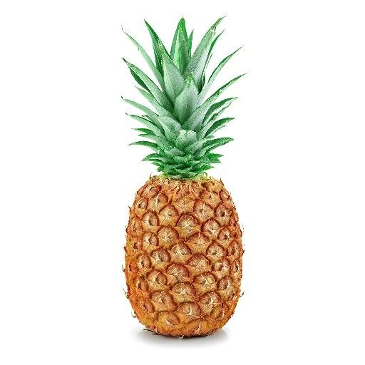 No pineapples allowed!