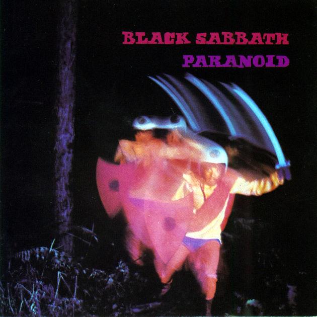 Black Sabbath's Paranoid is the Quintessential Heavy Metal Album