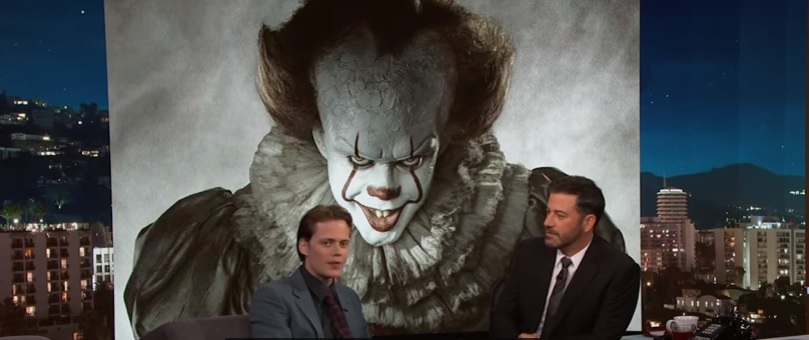 """It"" is in Theatres Tomorrow...."