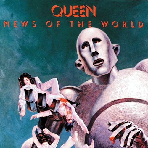 Queen release trailer for News Of The World 40th Anniversary Edition