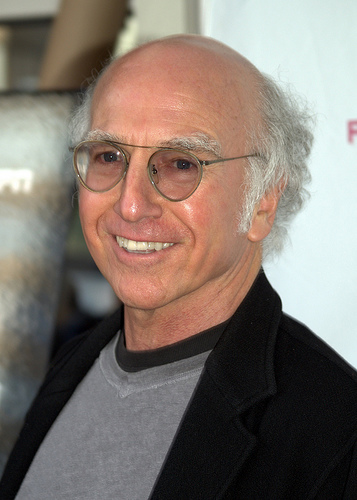 Larry David to host SNL November 4th