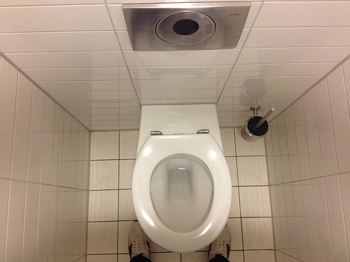 A new app lets New Yorkers reserve public toilets