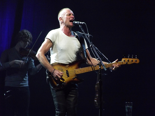 Sting upgrading from his $50M NYC duplex
