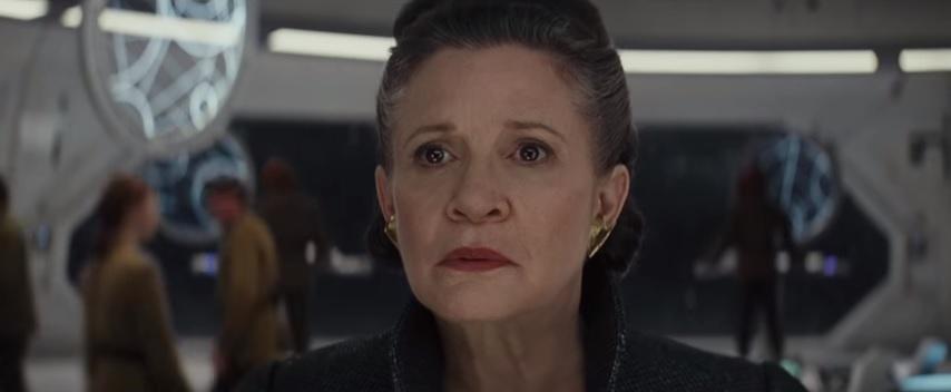 The Latest Trailer! Star Wars: The Last Jedi.....