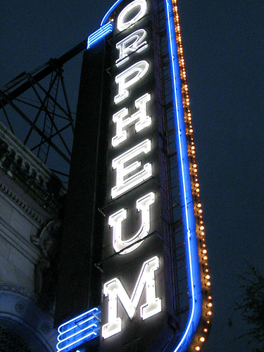 The Orpheum turns 90 and yes there will be a party