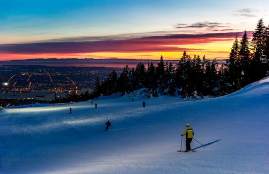 Cypress Mountain and Grouse Mountain are both opening for skiing and snowboarding on Friday.