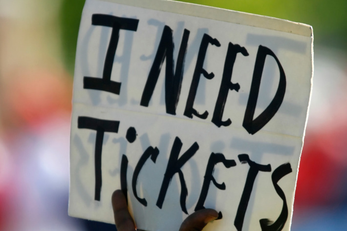 Google take action against secondary ticket market