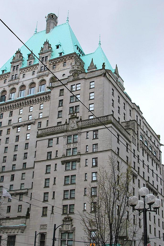 5 things you didn't know about the Hotel Vancouver