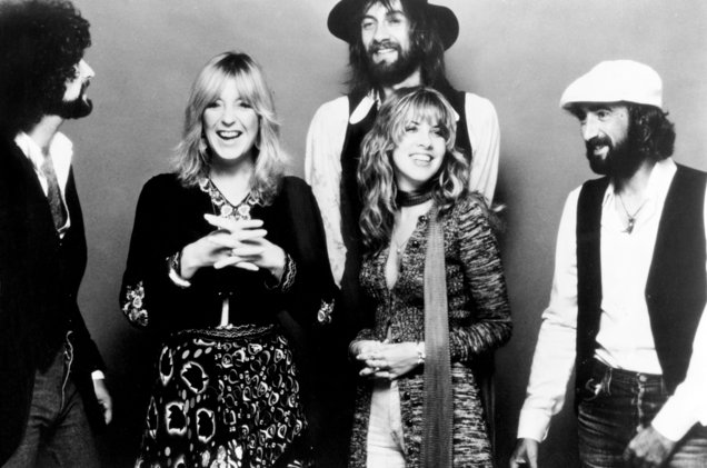 "Fleetwood Mac; ""Rumours"" may not have been successful without 'cocaine and champagne'"