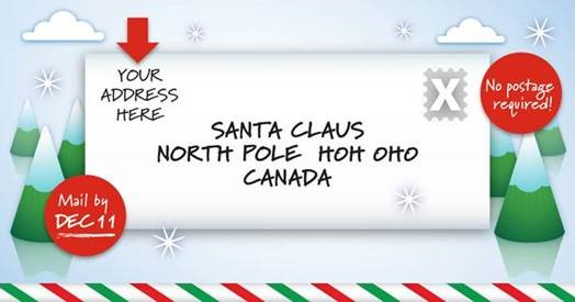 Kids are Funny, Especially When They Write Letters to Santa