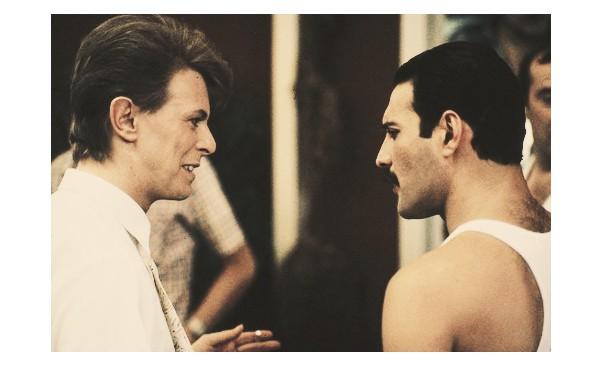 LISTEN: David Bowie & Freddie Mercury's 'Under Pressure' A Capella is phenomenal