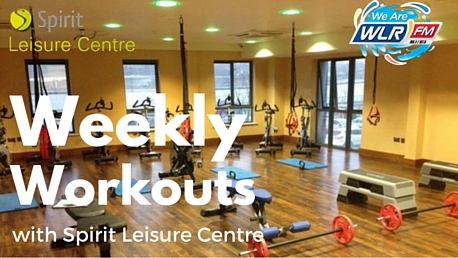 Weekly Workouts with Spirit Leisure Centre