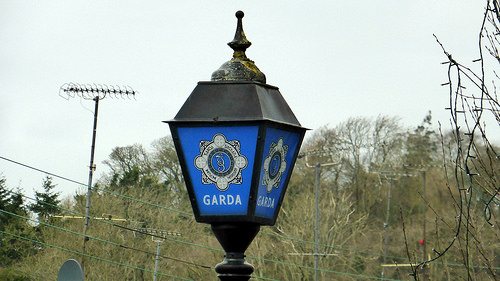 Gardai investigate possible armed robbery from shop in Waterford.