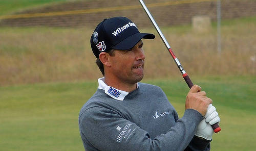 British Open latest: Harrington downbeat after opening 73