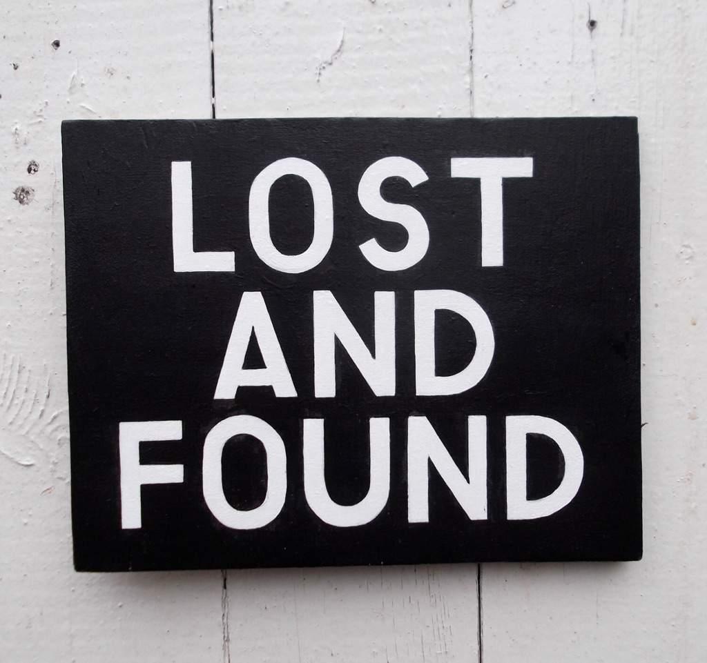 Lost: Brown Handbag
